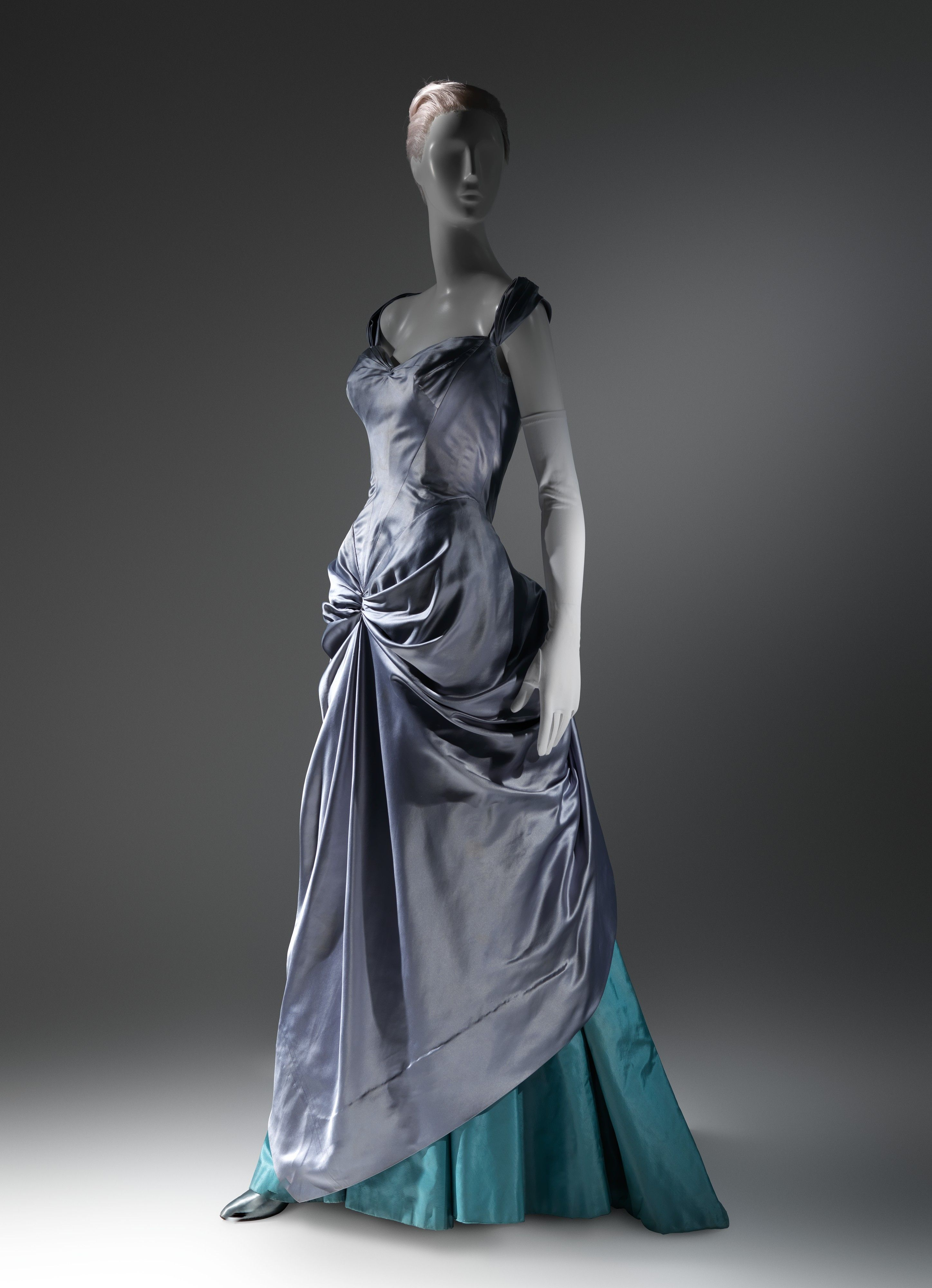 Charles james ball gown u the metropolitan museum of art