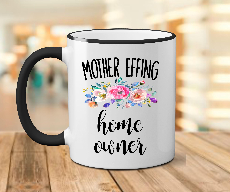 Custom housewarming gift housewarming mug funny