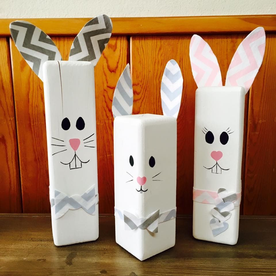 Gotta love our Chalky Bunnies  #chalkylady #chalkpaint #easter