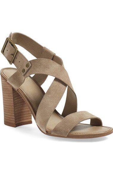 4ad908d75d1 Franco Sarto  Sabine  Block Heel Sandal (Women) available at  Nordstrom
