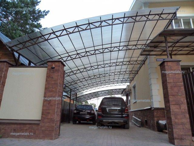 навесы для автомобилей из поликарбоната plan Pinterest Canopy