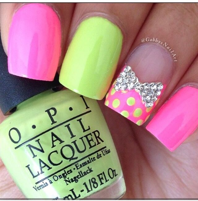 Pin de Mandy Smith en Nails | Pinterest