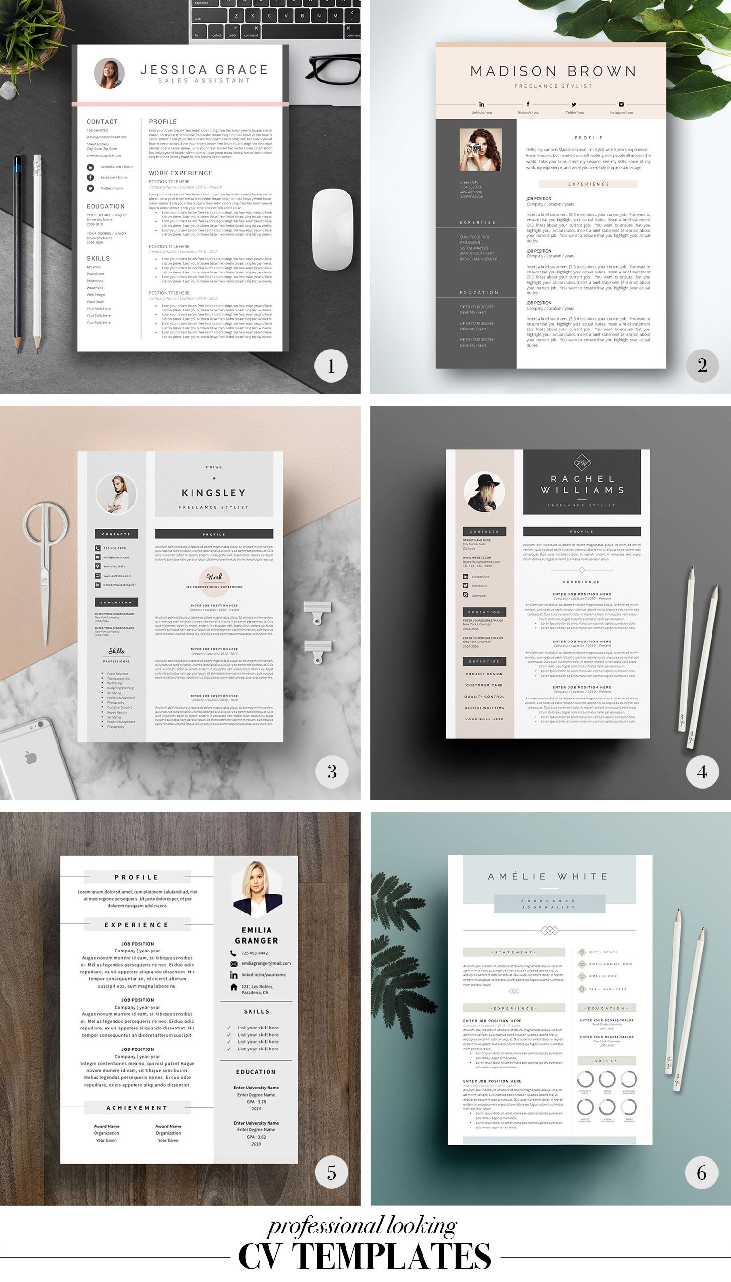 jielde lamp passions for fashion professional cv cv template templates middot colores maacutes middot professional cv