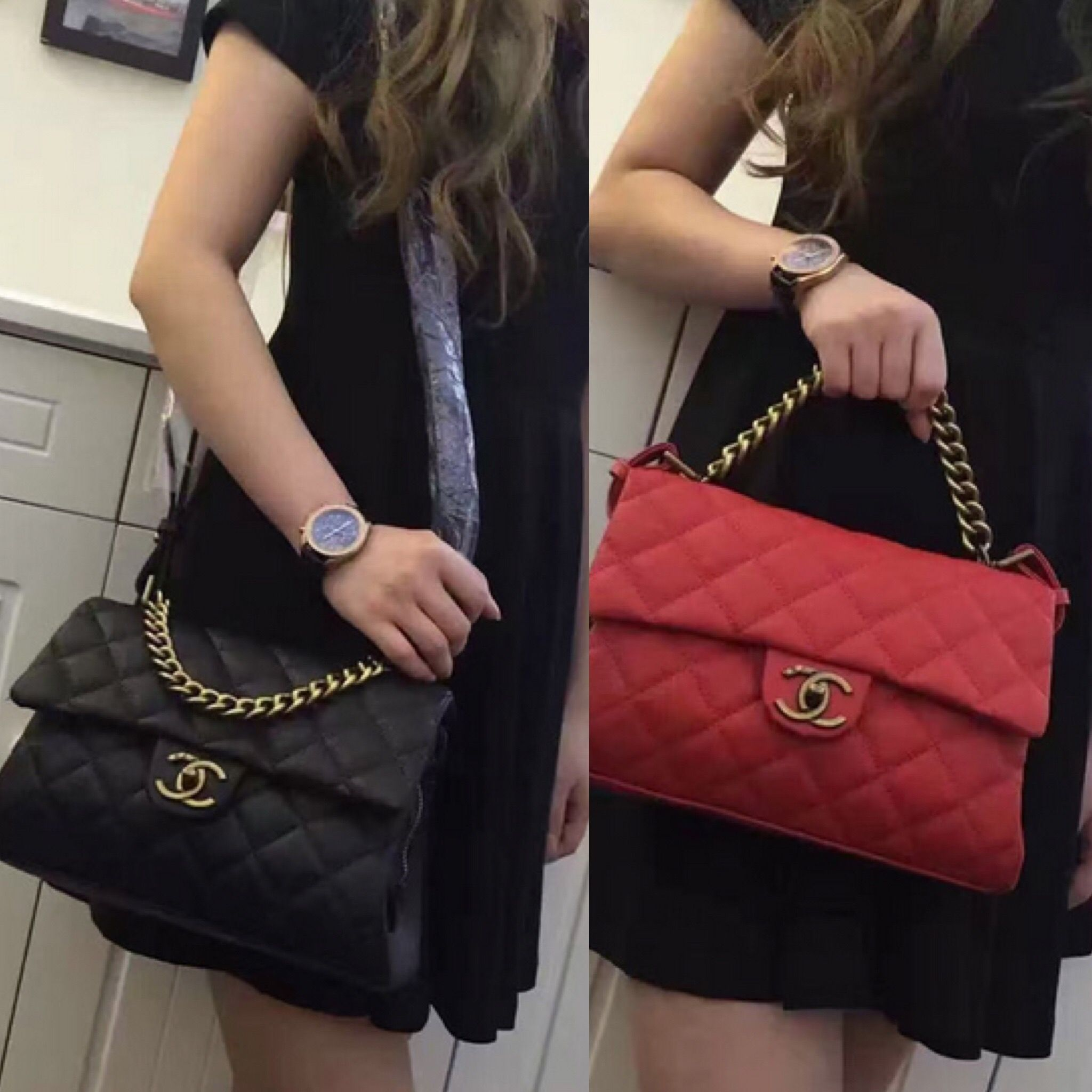 USD  219, Chanel, Imported original material Leather, 26cm x 17cm x 11cm,  super quality. free shipping via DHL, you would get the package in 7 days. d96bcb9cd19