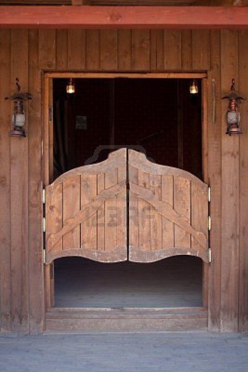 Pin On Saloon Doors