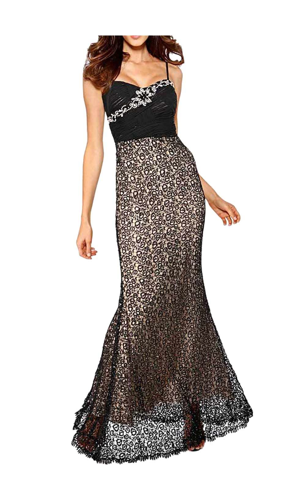 Designer Gown with Strass | BonaBona