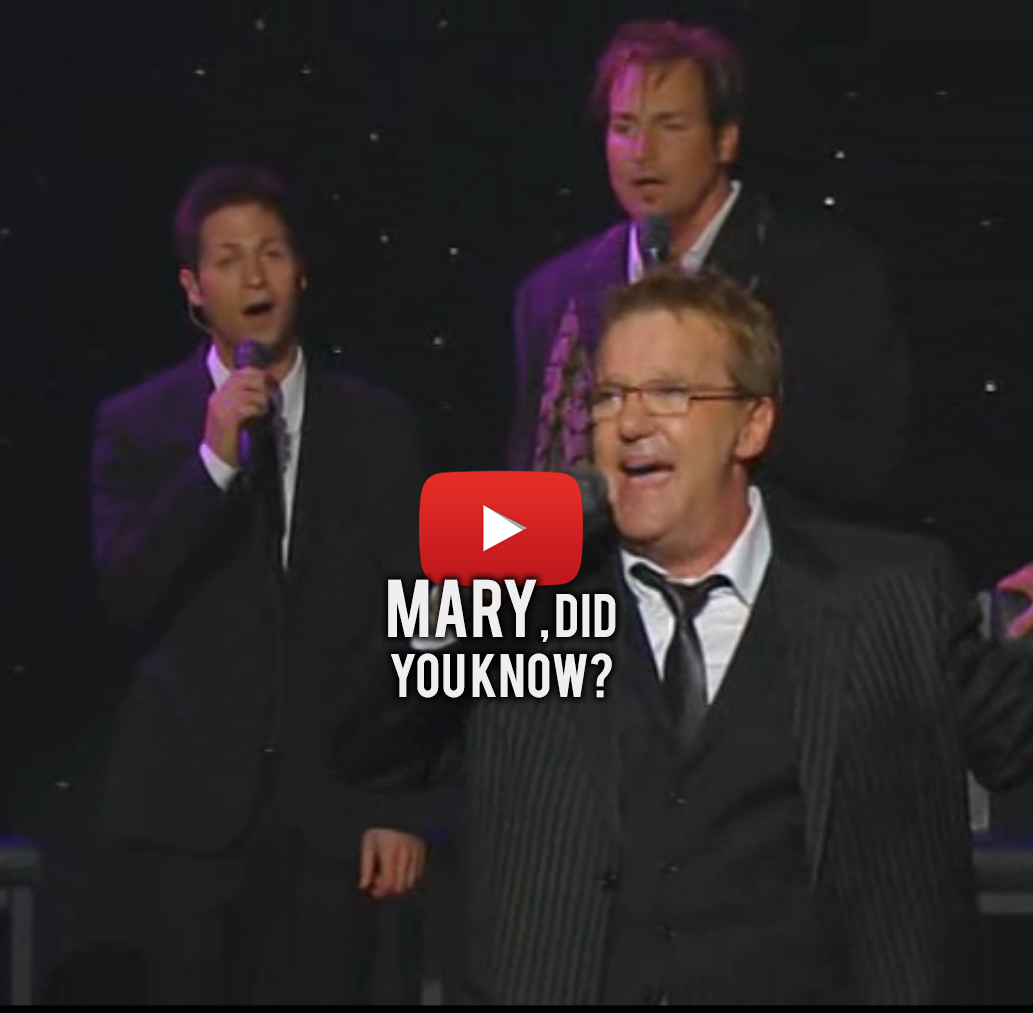 When the Gaither Vocal Band Sings This Christmas Song... You'll Get Chills   Gaither vocal band ...