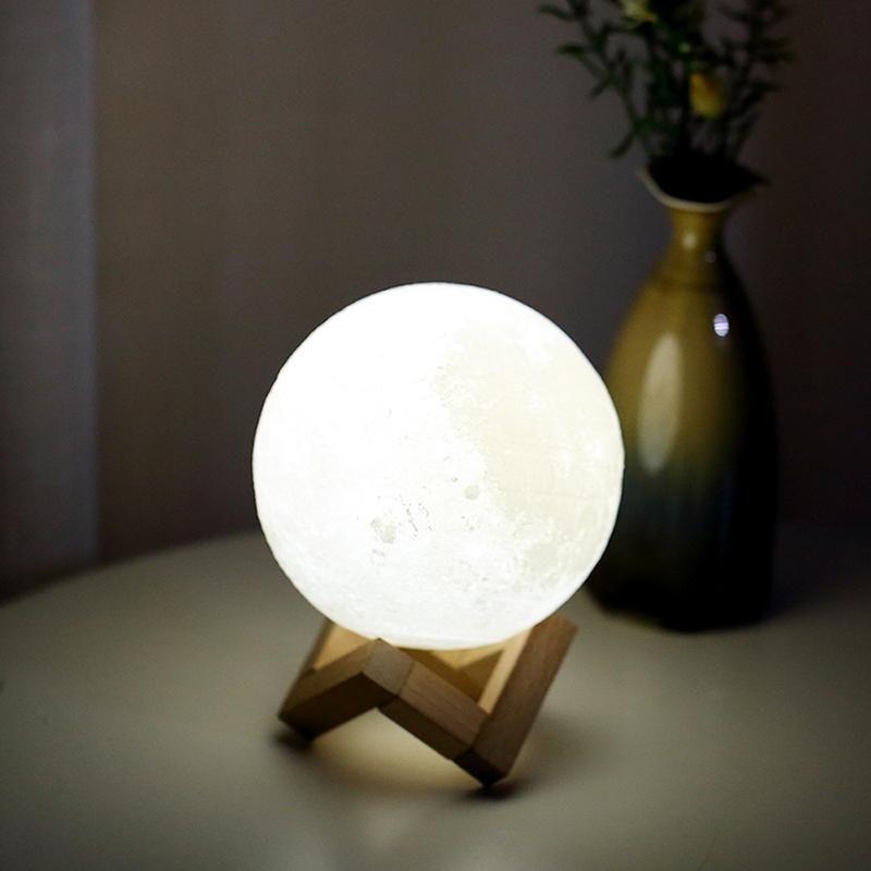 Magic Moon Lamp Led Night Light Lamp Moon Light Lamp