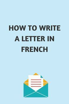 Check Out The Latest Article On The Blog Guide To Writing Letters