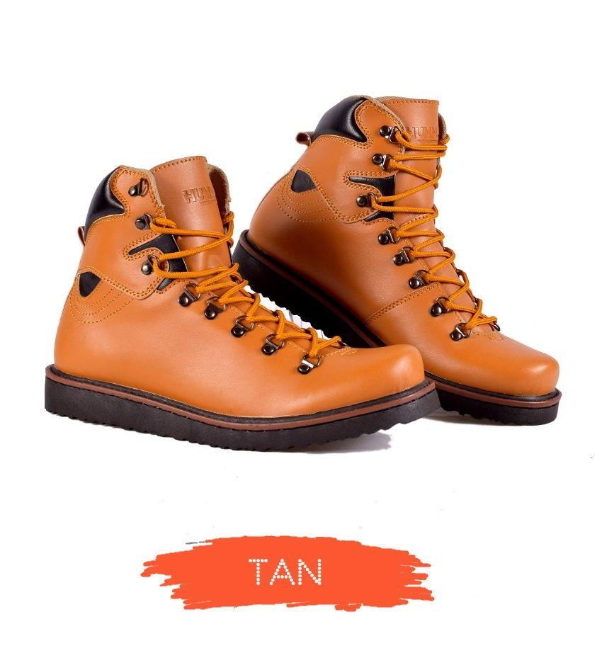 Boot Pluto Sepatu Sneakers Tinggi Sneakers High Sepatu Boot