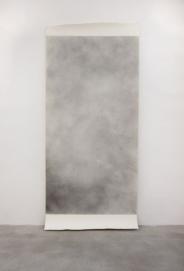 KATARINA ZDJELAR Cloud, Cement, Shadow. Soil, Wall, Sky et al.(after Franco Minissi's GNM) #1,