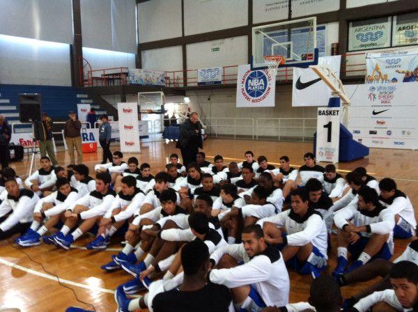 #NBAenArg #BasketSinFronteras
