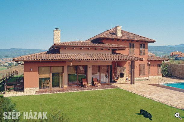 Minden A Helyére Kerül   Szép Házak Toscana Häuser, Mediterrane Häuser,  Villen, Luxus