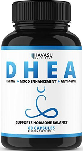 Extra Strength DHEA 50 Mg Supplement