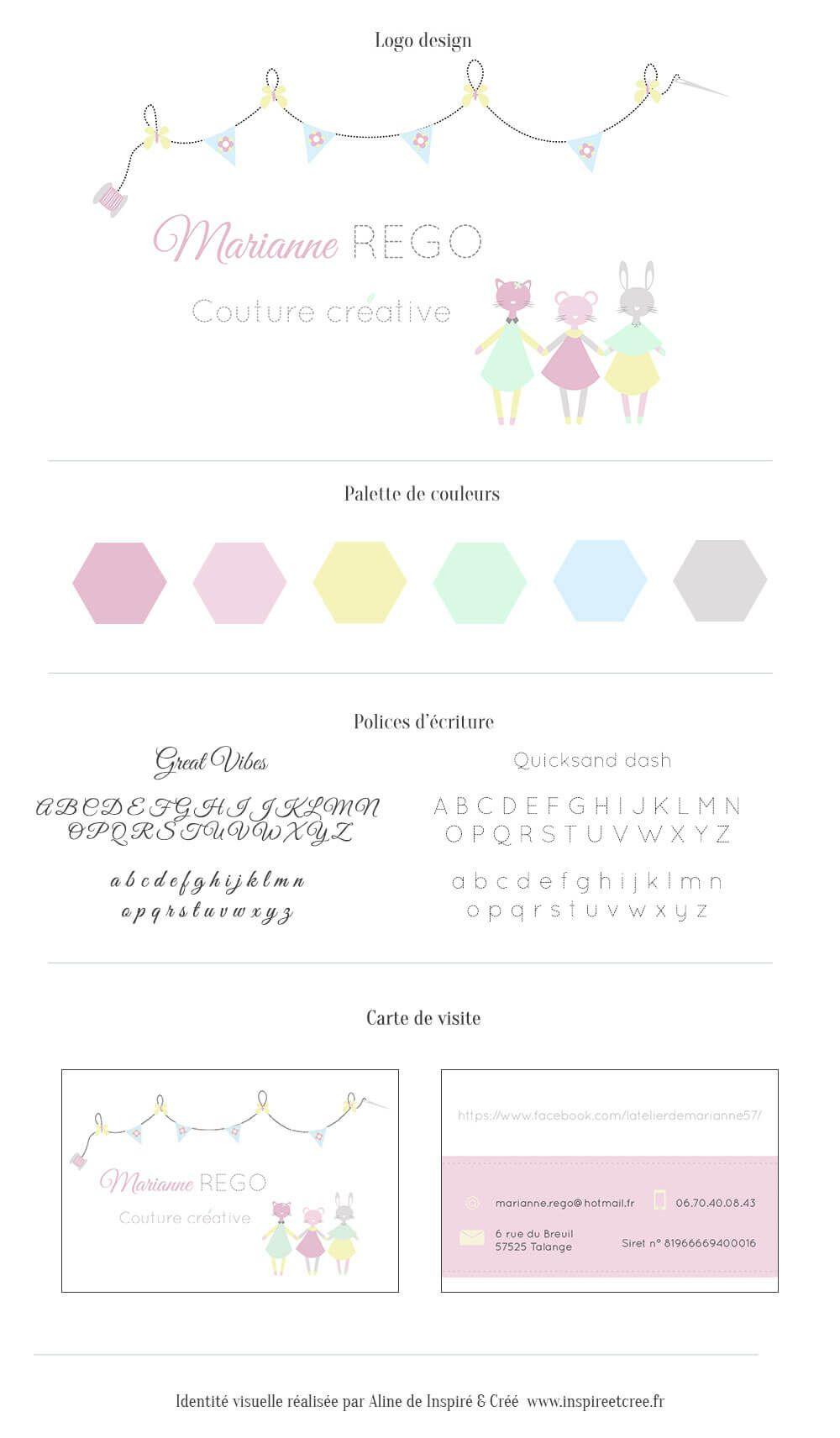 Cration Identit Visuelle Logo Carte De Visite Pour Boutique Artisanale Crateur