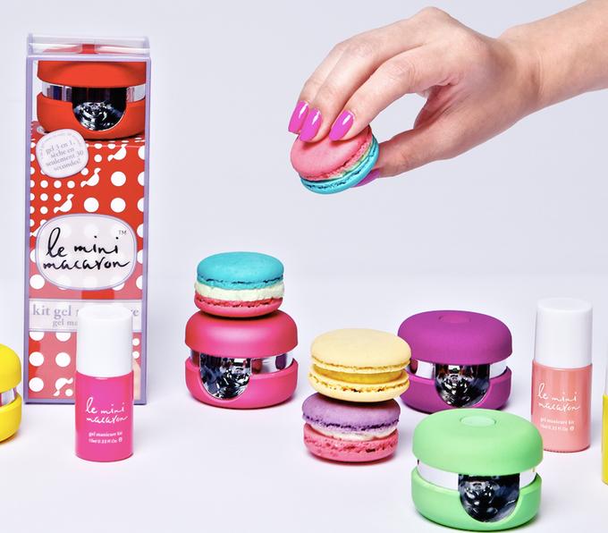 Le Mini Macaron - Gel Manicure Kits. Now on Kickstarter with brand ...