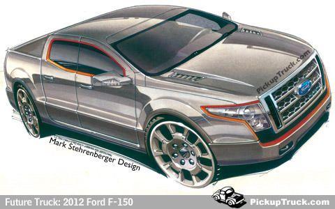 com future truck 2012 ford
