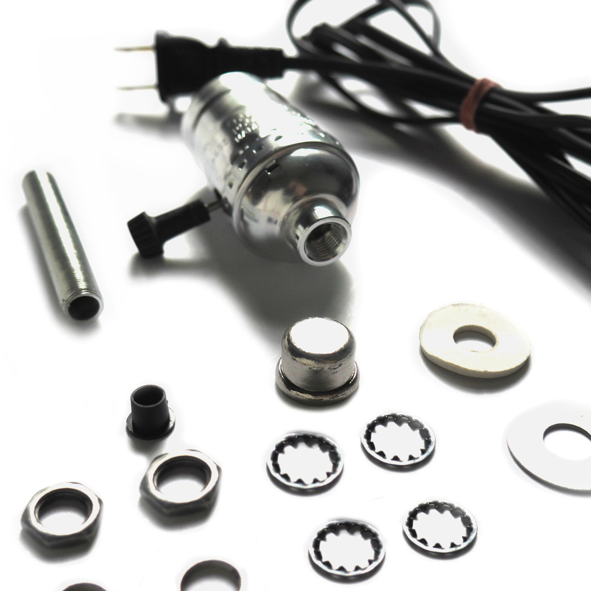 Electric Lamp Wiring Kit