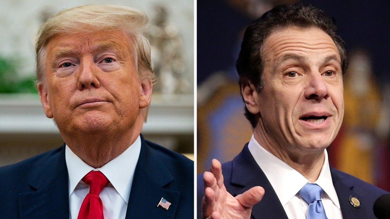 New York Sheriffs Call Out Unwise Green Light Law As Cuomo Meets Trump Fox News In 2020 Video New Andrew Cuomo Fox News App