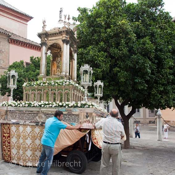 #Málaga #Events #CorpusChristi 2015 #Guide For more information: http://www.amazon.co.uk/M%C3%A1laga-Capital-Coast-Brigitte-Hilbrecht/dp/1517300533/ref=sr_1_1?s=books&ie=UTF8&qid=1456574193&sr=1-1&keywords=malaga