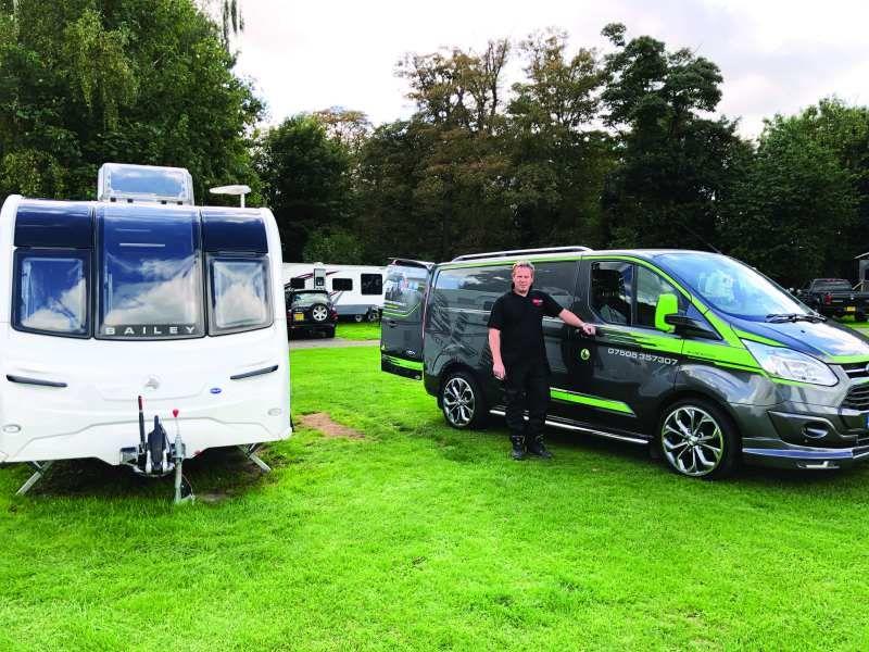 Caravan Servicing Essentials