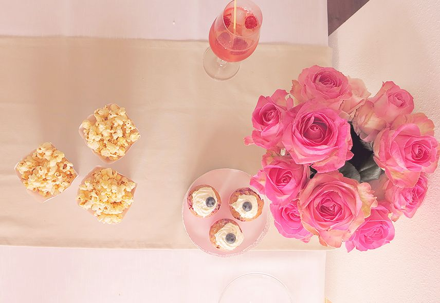 The perfect Movie-Night for my Ladies ♡ Recipes and DIY on http://www.lovely-joys.de/
