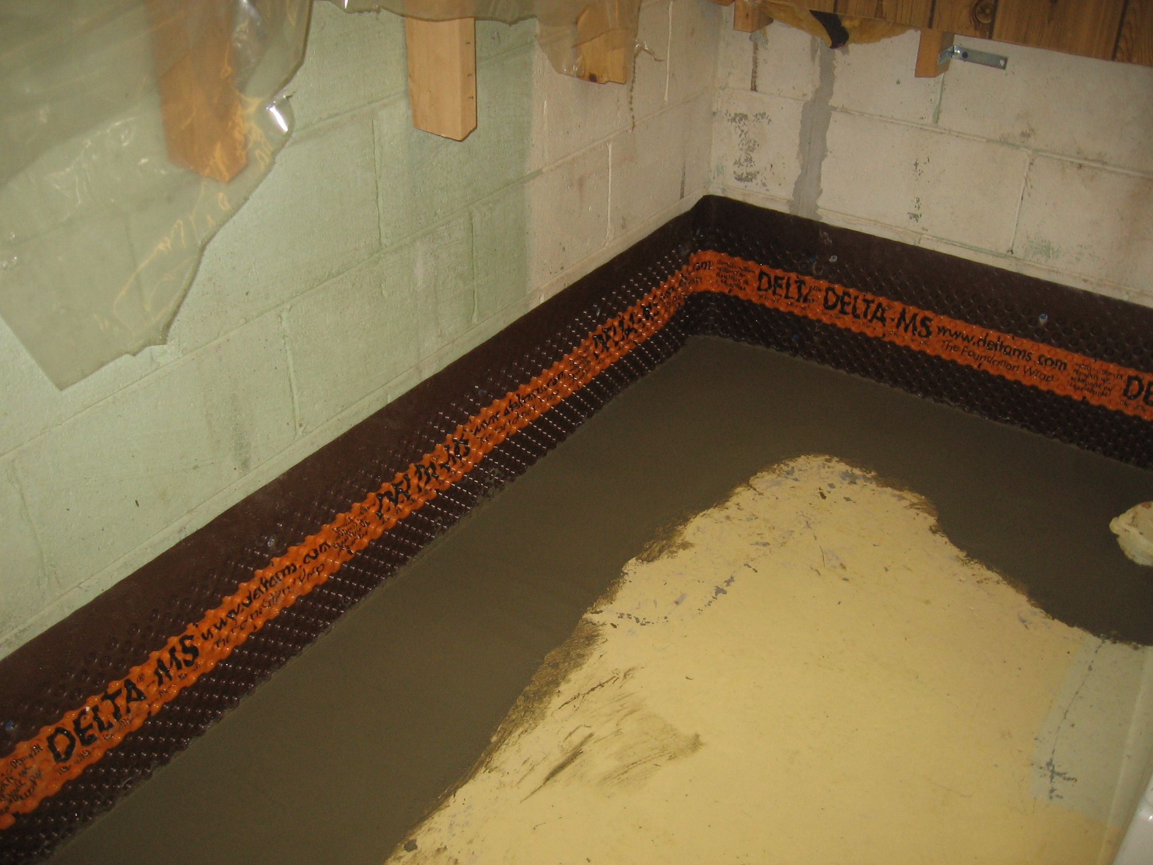 New Triad Basement Waterproofing