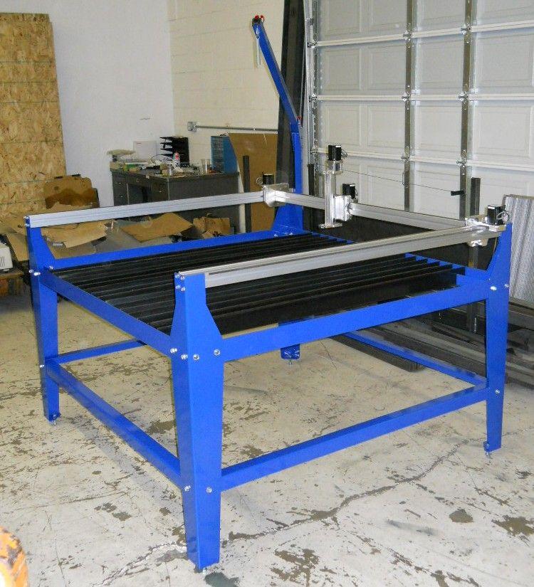 High Resolution Diy Plasma Table #7 Cnc Plasma Cutter Table | CNC ...