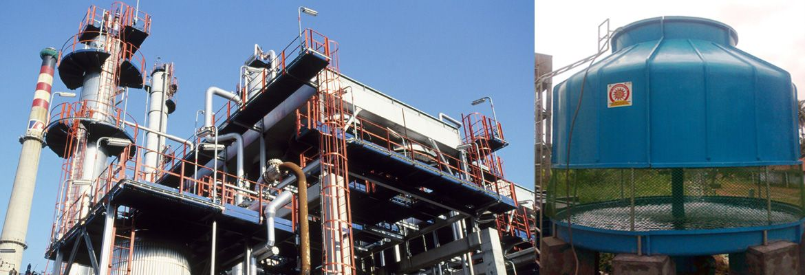 Natural Draft Cooling Tower Manufacturers In India Cooling Tower