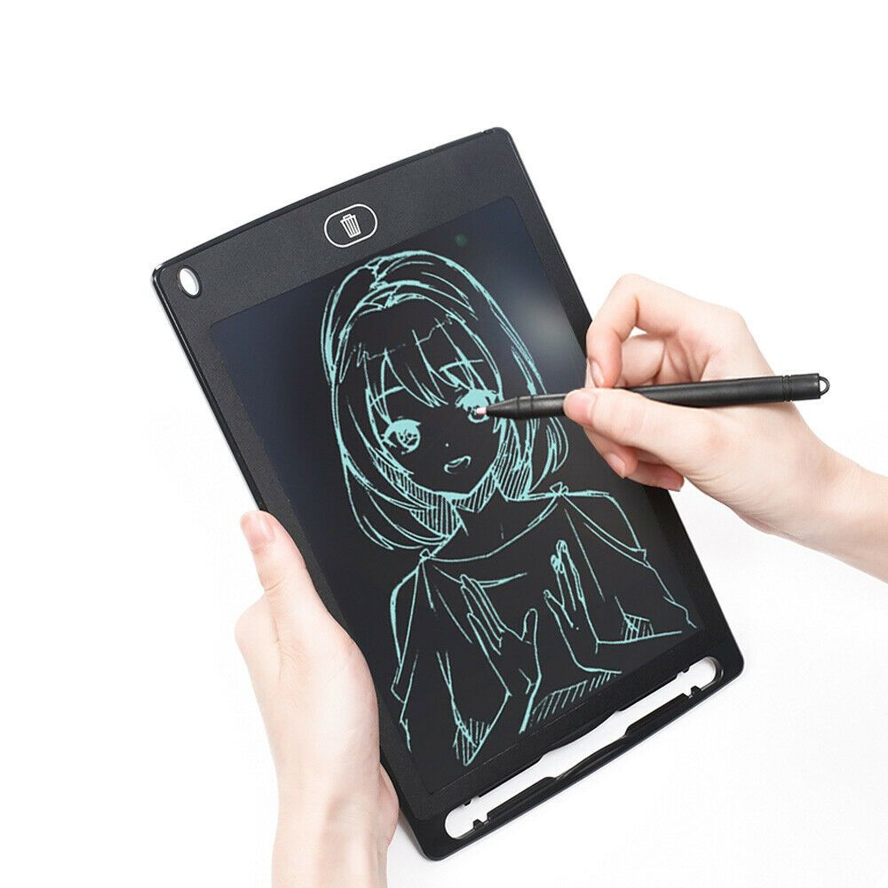 Fridge or Office Drawing /& Sketch Pads Kindes 8.5 inch LCD Writing Board Childrens Handwriting Drawing Board,Digital Handwriting Pad Doodle Board for School