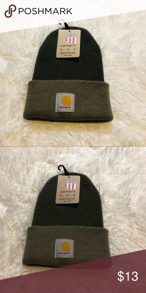 d82764ac5e6e0 New men s carhartt beanie hat Brand new with tags. Price is firm. Carhartt  Accessories Hats
