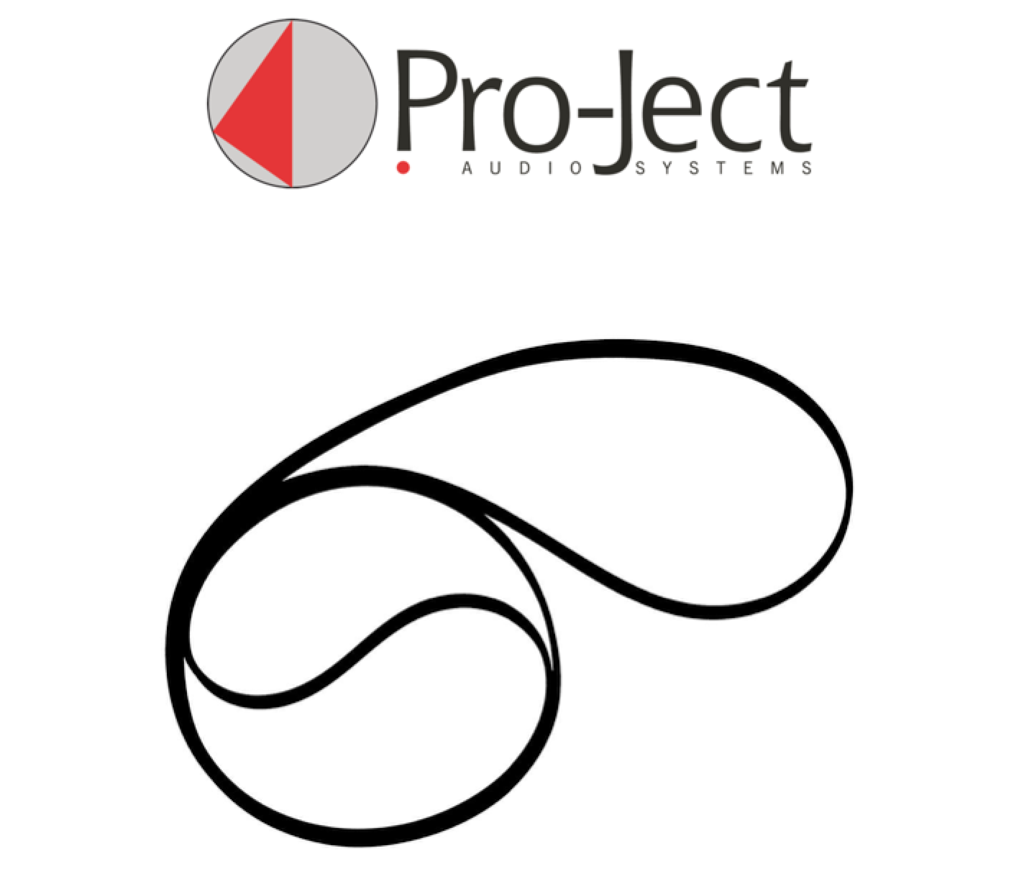 Pro-Ject Turntable Drive Belt 6 / 6.1 / 6.9 / Debut