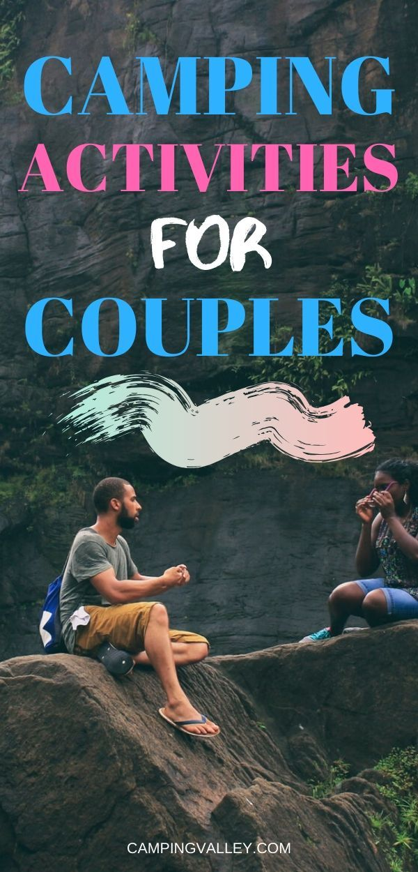 Top 10 Romantic Camping Ideas For Couples   Couples ...