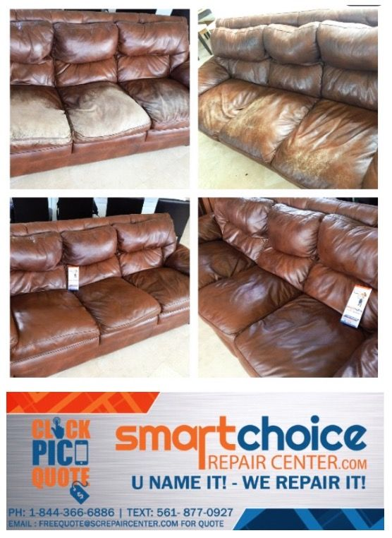 Has Your Leather Or Synthetic Leather Couch Been Damaged Rips Scratches Dog Or Cat Ate It No Worries Take A Pictur Vinyl Repair Quick Quotes Leather Couch