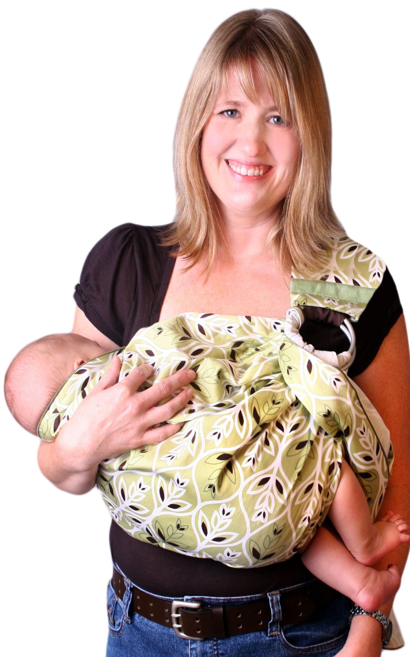 Ring Sling Nursing How to wear it for each need Baby