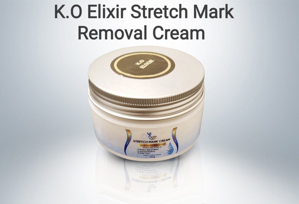 K O Elixir Stretch Mark Removal Cream Stretch Mark Removal Cream