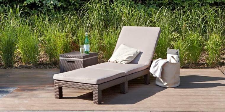 Gartenliegen Und Entspannen Ideen Um Das Gute Wetter Zu Geniessen Neueste Dekoration 2018 Gartenmobel Sets Sonnenliege Gartenliege