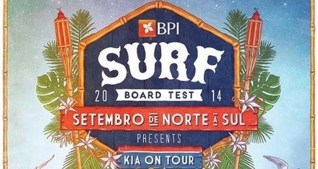 BPI Surf Board Test presents Kia na praia da Cordoama! | Algarlife