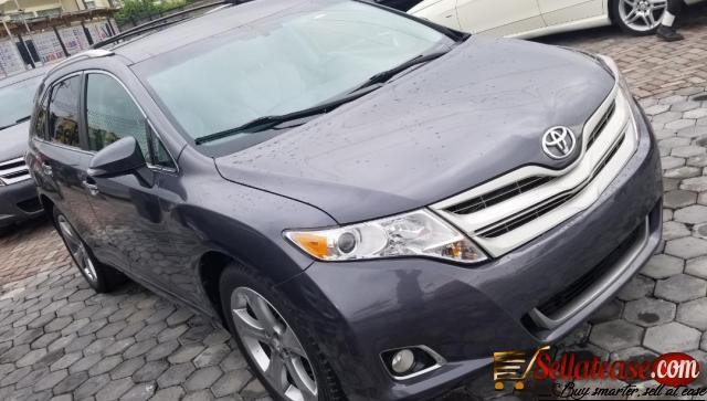 3 UNITS of Tokunbo 2015 Toyota Venza full option for sale