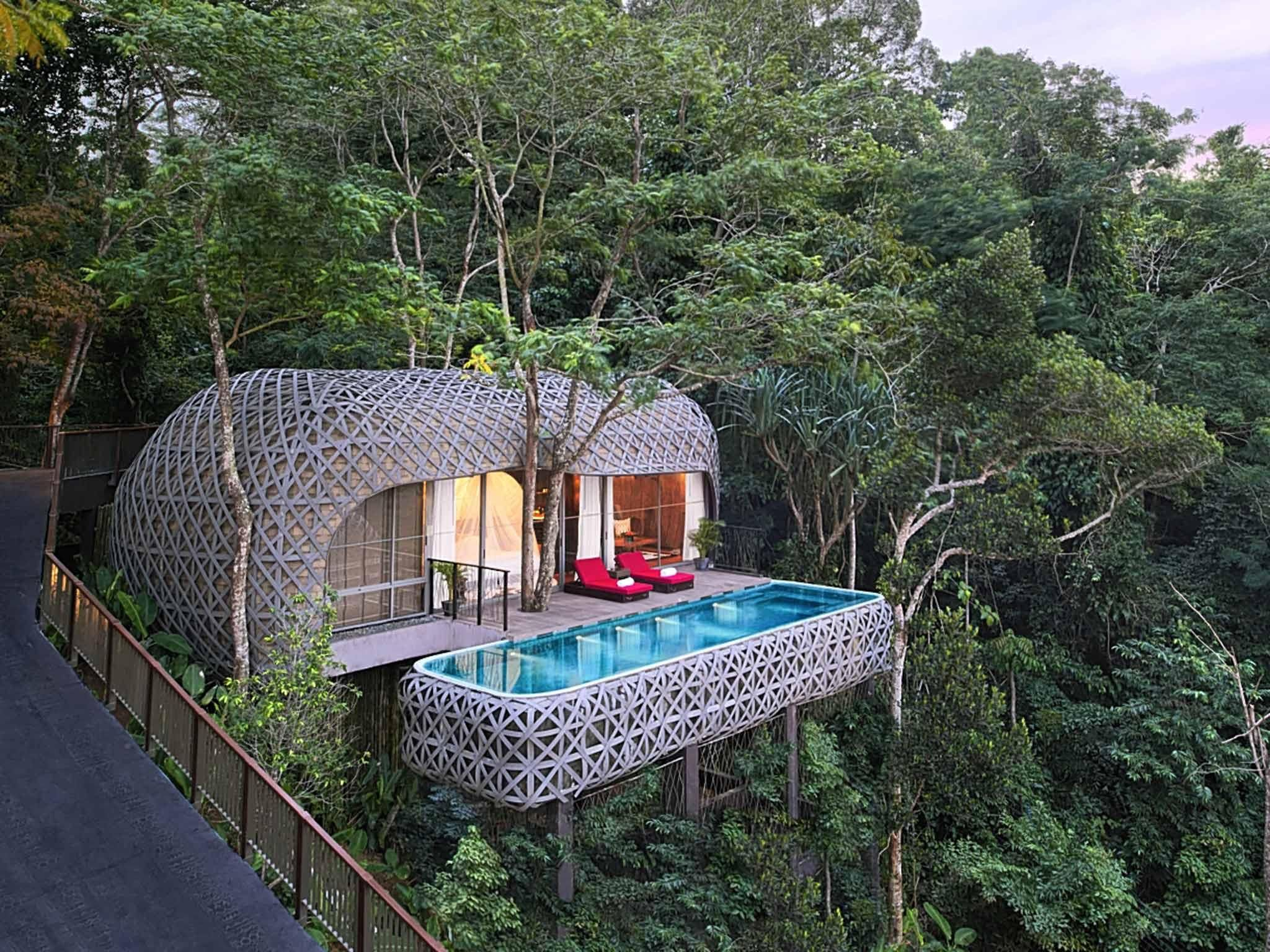 luxurious tree house small tree house luxury house treehouse point 22 you can actually stay ideas home decor ideas