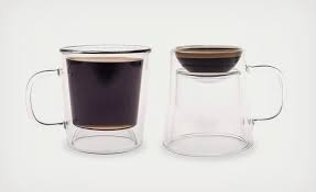 Transparent Coffee Mugs 4colordress Glass Coffee Cups Glass Tea Cups Double Wall Glass
