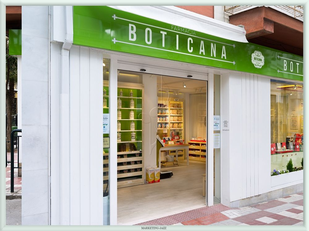 Diseno De Farmacias Por Marketing Jazz Farmacia Boticana