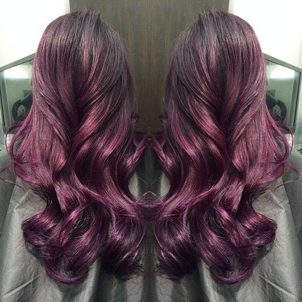 Top 20 Choices To Dye Your Hair Purple Ombre Hair Color Hair Color Purple Hair Styles