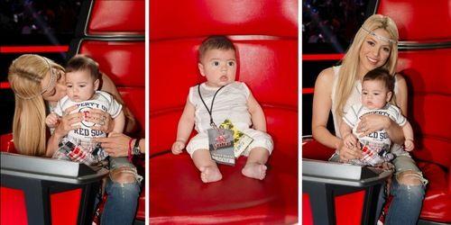 love child and @Shakira Mebarak