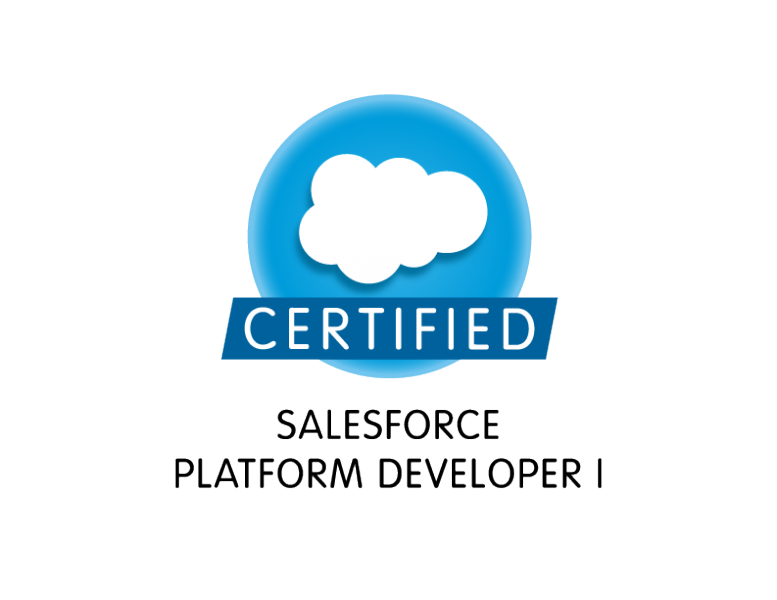 i want to Salesforce Platform developer 1