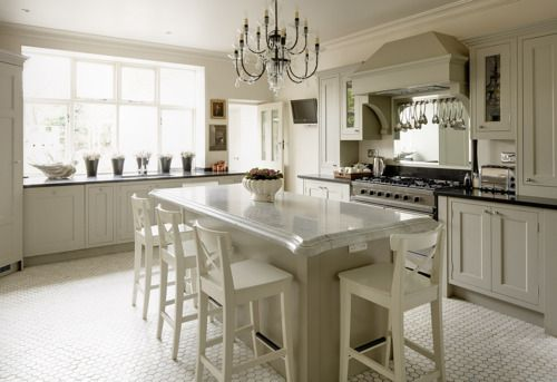 4 Brilliant Kitchen Remodel Ideas: Kitchen Island That Seats 4