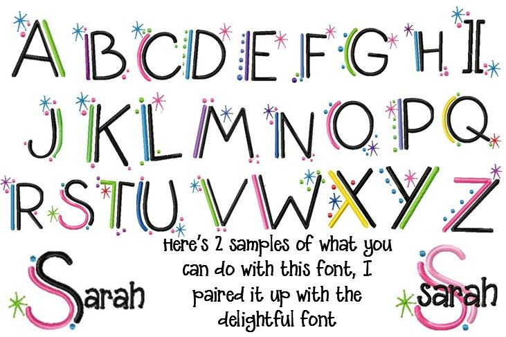 Back Imgs For Fun Fonts Alphabet