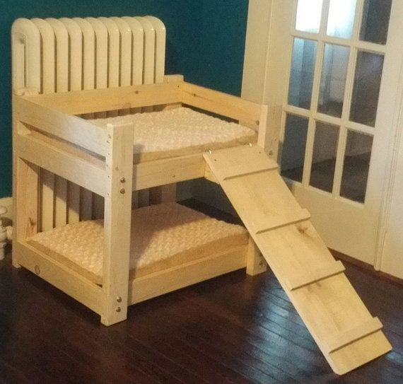 Dog Furniture Dog Bunk Beds