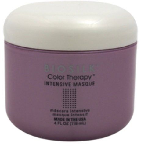 Biosilk  Color Therapy Intensive Masque 4 oz 1 pcs sku 1898146MA * Visit the image link more details.(This is an Amazon affiliate link and I receive a commission for the sales)
