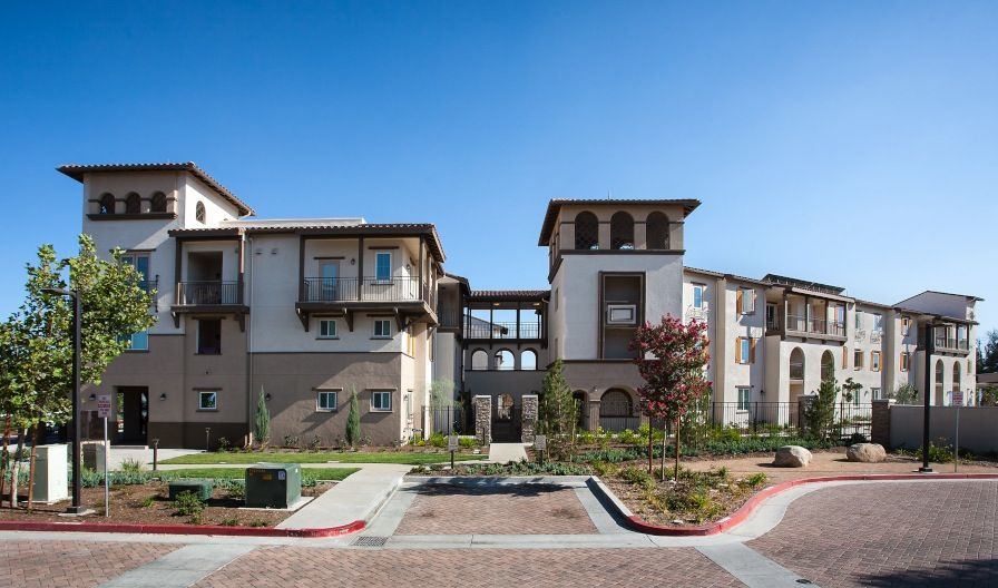 via @beocon_news @ahfmag #AffordableHousing can be super beautiful too:)... LEED Gold Development Provides Needed Affordable Housing in Perris, Calif...  Project delivers 40 affordable units for families and on-site preschool.